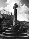 Cawthorne Fountain Photographic Print