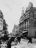 Tottenham Court Road C. 1895 Photographic Print