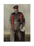 Hindenburg, Petersen Giclee Print