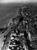 Blackpool from Tower Photographic Print