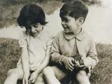 Jewish, Small Children Photographic Print