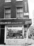 'Chubbies' Sandwich Bar Photographic Print