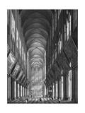 Paris, Notre Dame 1789 Giclee Print