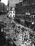 Petticoat Lane, Photo Photographic Print