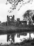 Elgin Cathedral Photographic Print