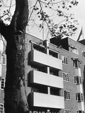 Modernist Flats Photographic Print
