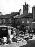 Hawes Market 1950s Photographic Print