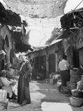 Hebron Street Scene Photographic Print