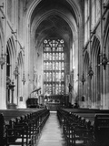 Bath Abbey Choir Photographic Print