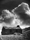Remote Lakeland Cottage Photographic Print