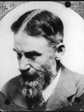 George Bernard Shaw Photographic Print