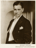 Ronald Colman Photographic Print