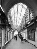 Hull Shopping Arcade Photographic Print