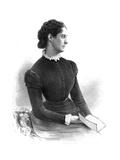 Olivia Baroness Ardilaun Giclee Print