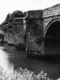 Farndon Bridge Photographic Print