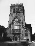 Shrewsbury Abbey Photographic Print