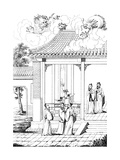 Confucius - Birthplace Giclee Print