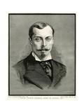 Prince Leopold, Duke of Albany Giclee Print