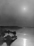 Danube Sunset Photographic Print
