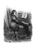 Clara Schumann, Girls Own Wydruk giclee