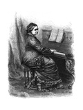 Clara Schumann, Girls Own Giclee Print