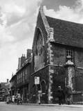 England, Boston Photographic Print