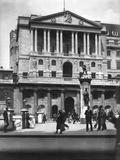 Bank of England, 1930S Photographic Print