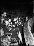 Girls at the Cinema Photographic Print