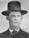 Bob Dalton, American Train Robber Photographic Print
