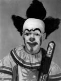 Scary Clown Lámina fotográfica