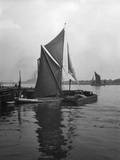 Thames Barges Photographic Print