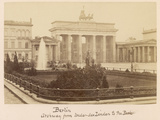Berlin, Brandenburg Gate Photographic Print