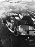 Totnes Rooftops Photographic Print