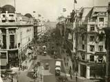 Regent Street 1927 Photographic Print