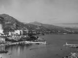 France, Monaco Photographic Print