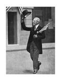 Woodrow Wilson Giclee Print