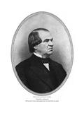 Andrew Johnson, Pres. Premium Giclee Print