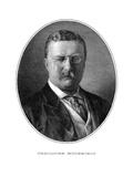 Theodore Roosevelt Premium Giclee Print