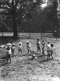 Foundlings at Play Photographic Print