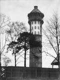 Crystal Palace Tower Photographic Print