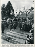 George V Last Journey at Norfolk Photographic Print