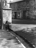 Beer Street Pump Fotografisk tryk