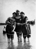 Bathing Belles Photographic Print