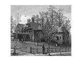Twain Home Hartford Giclee Print