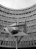 'Modern' Office Block Photographic Print
