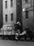 Cotton Warehouse 1930S Photographic Print