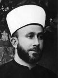 Haj Al-Husseini Photographic Print