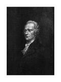 Alexander Hamilton Giclee Print