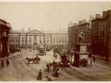Dublin Street Scene 2 Photographic Print