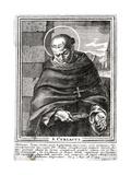 Saint Cyriacus Giclee Print